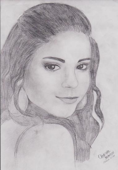 Vanessa Hudgens by Vika.loves.M